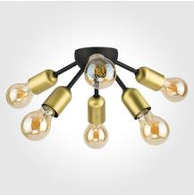 Люстра TK Lighting 1467 Estrella Black потолочная